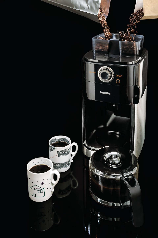 طریقه استفاده از قهوه ساز فیلیپس مدل HD7762